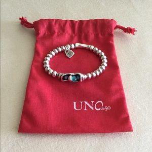 Uno de 50 women's bracelet
